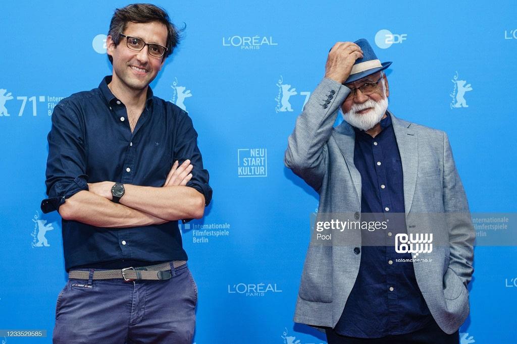اکران فیلم قصیده گاو سفید در جشنواره فیلم برلین