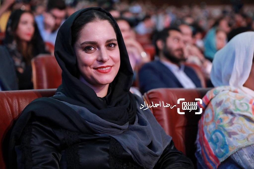 غزل شاکری/جشن خانه سینما/ گزارش تصویری