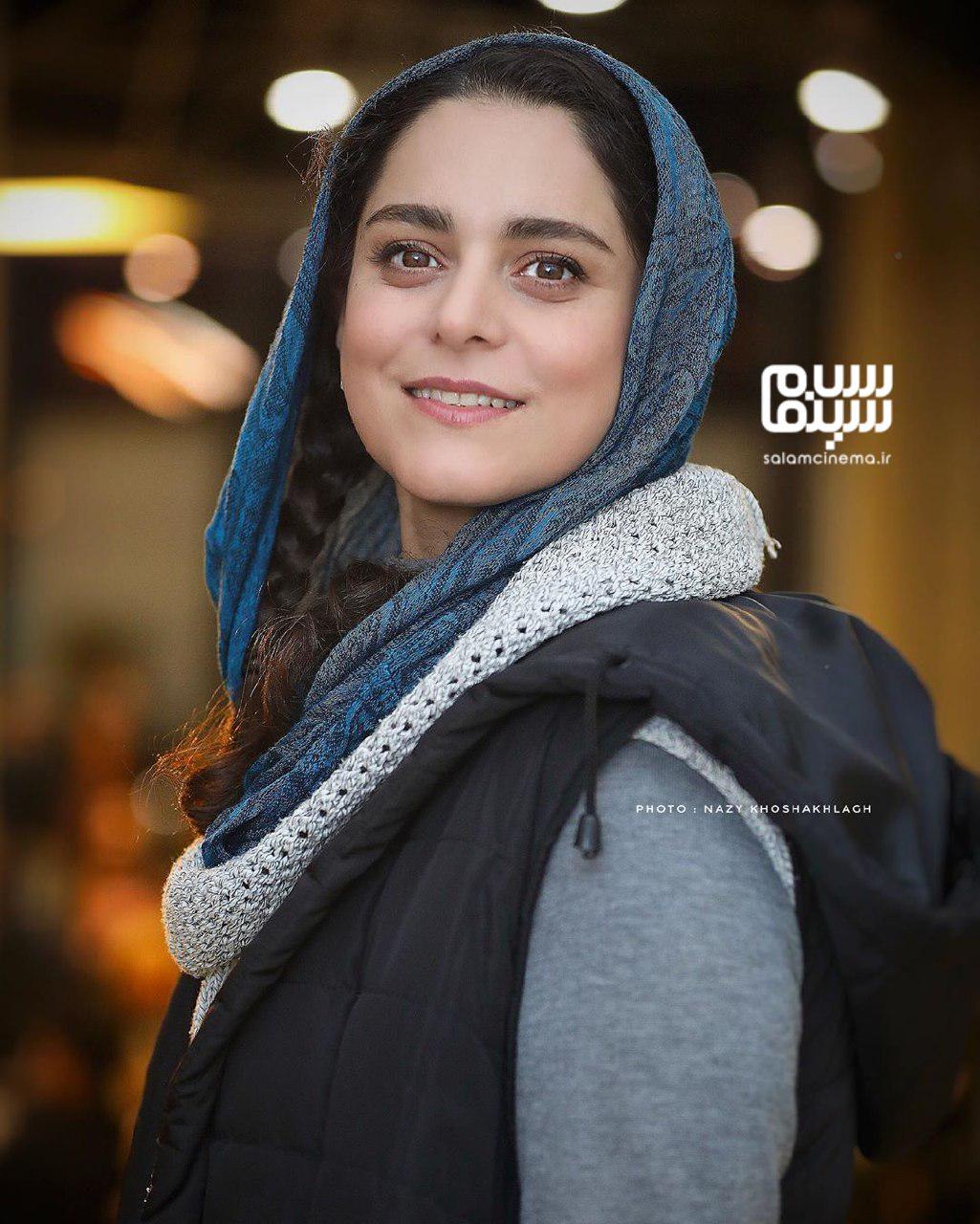 غزل شاکری - اکران خصوصی فیلم «خداحافظ دختر شیرازی»-گزارش تصویری
