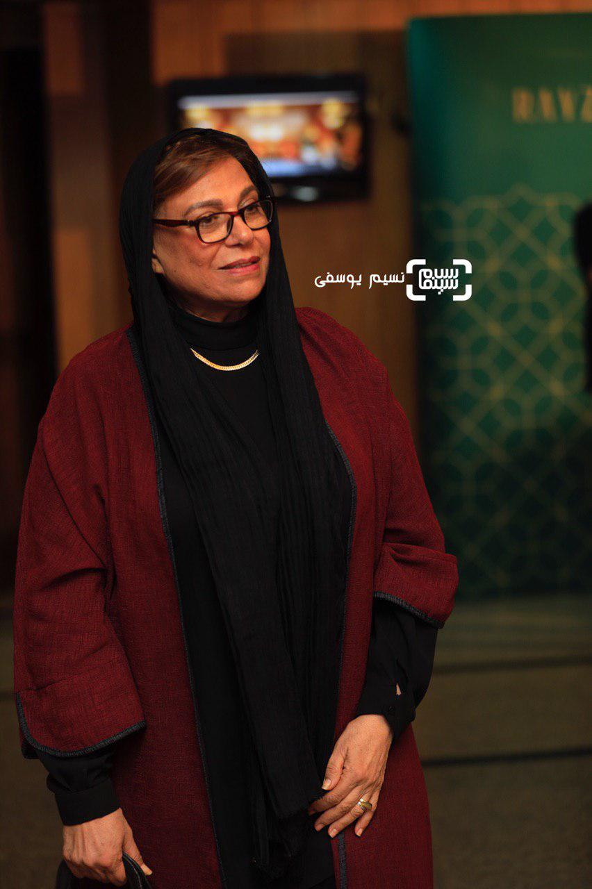 گوهر خیراندیش - پنجمین جشن عکاسان سینمای ایران/ گزارش تصویری