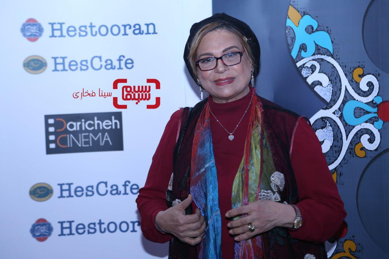 عکس گوهر خیراندیش در هشتمین جشنواره فیلمهای ایرانی استرالیا