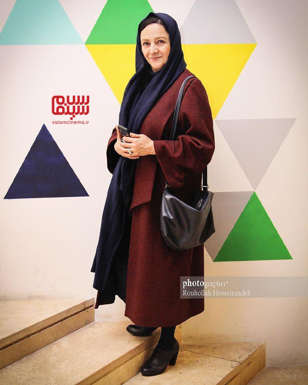 گلاب آدینه - اکران خصوصی فیلم «خداحافظ دختر شیرازی»-گزارش تصویری