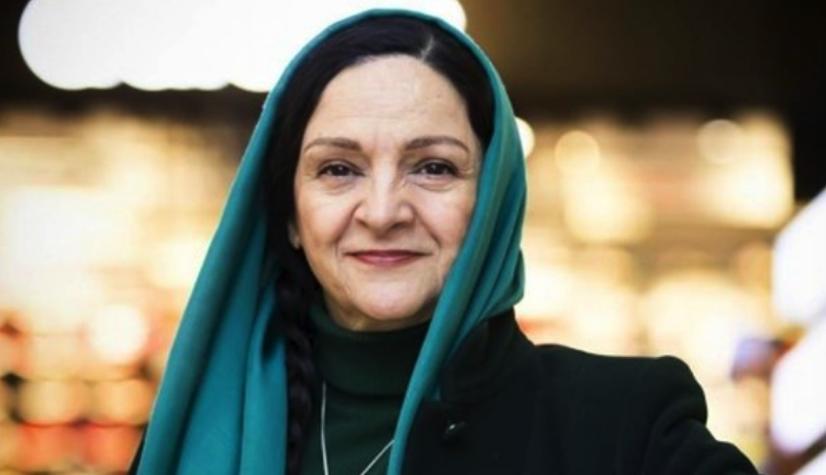 گلاب آدینه بهترین بازیگران زن جشنواره «خروس طلایی و صد گل» چین