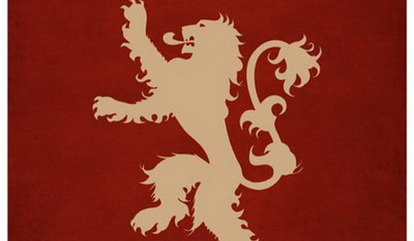 شعار خاندان لنیستر