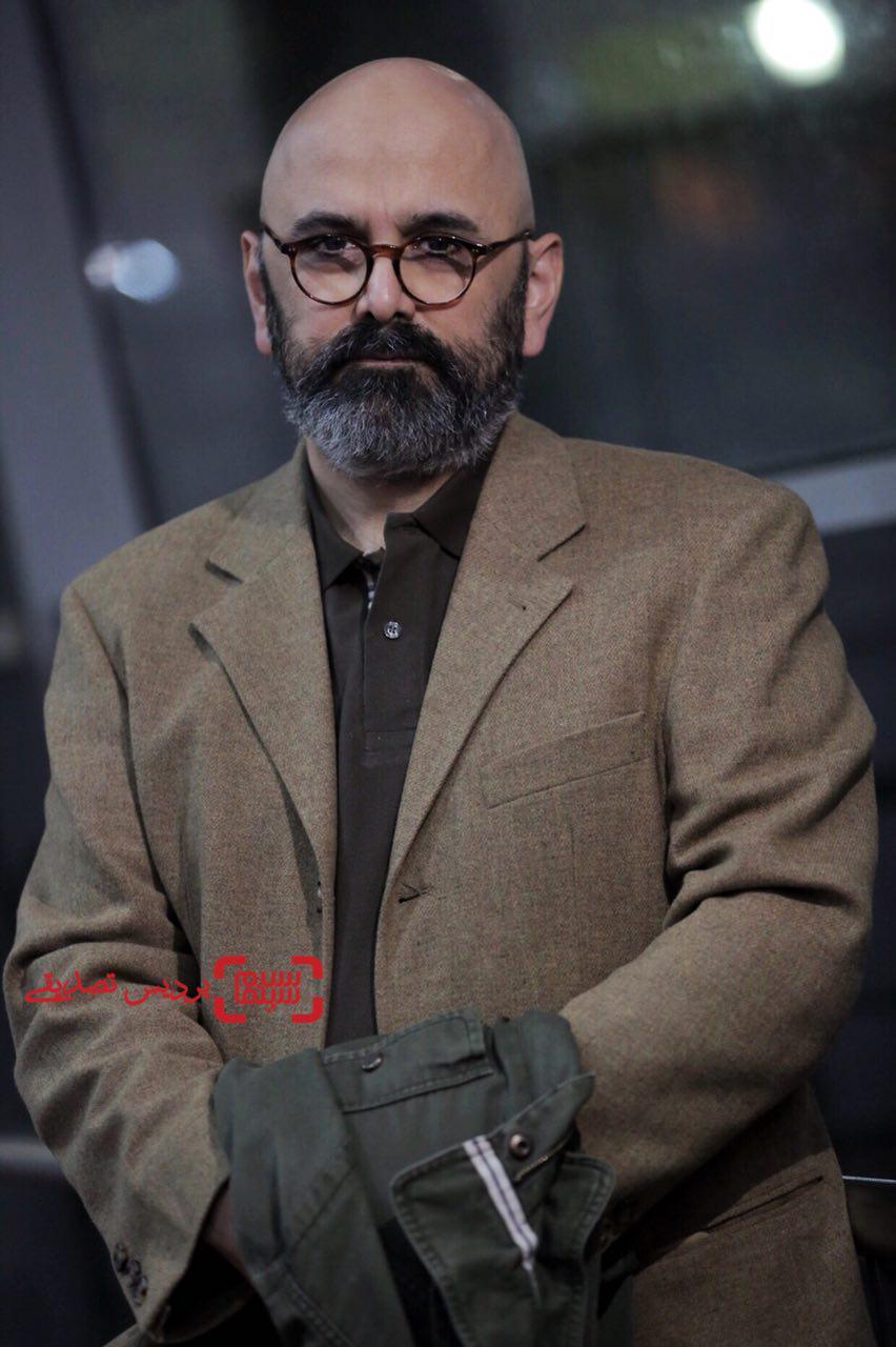 حبیب رضایی در سی و پنجمین جشنواره فیلم کوتاه تهران