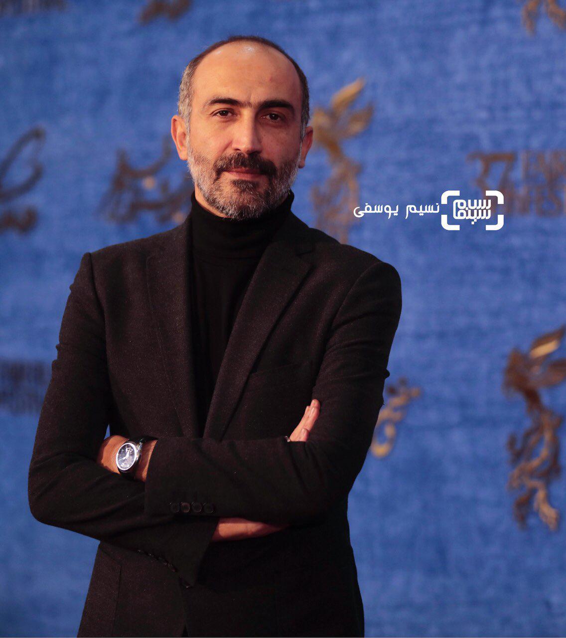 هادی حجازی فر گزارش تصویری اکران و نشست «ماجرای نیمروز: رد خون»/جشنواره فجر 37