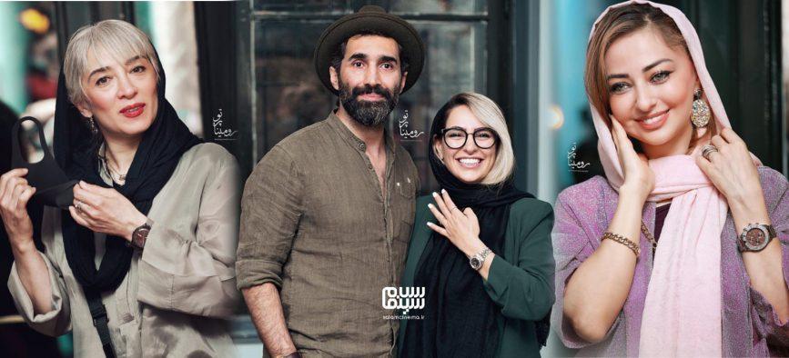 افتتاحیه نمایشگاه عکس هادی کاظمی/ گزارش تصویری
