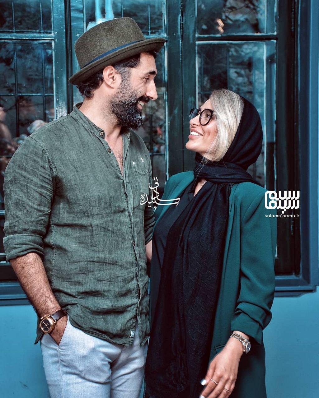 هادی کاظمی - سمانه پاکدل - نمایشگاه عکس برزخ