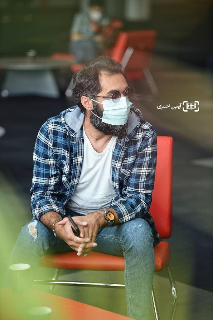 هادی کاظمی - اکران سیارک - جشنواره جهانی فیلم فجر