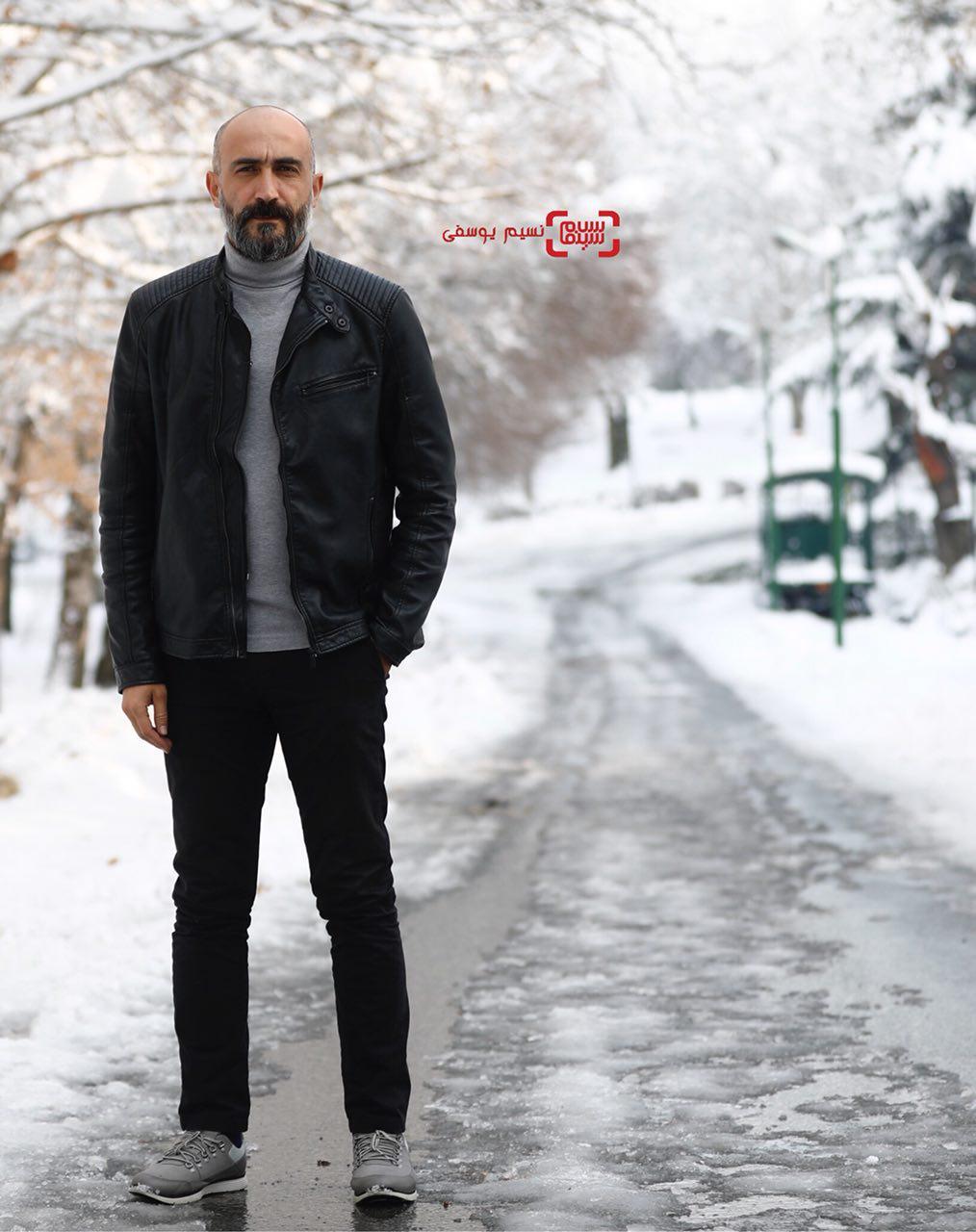 15 عکس برتر جشنواره فیلم فجر از قاب نسیم یوسفی/ هادی حجازی فر