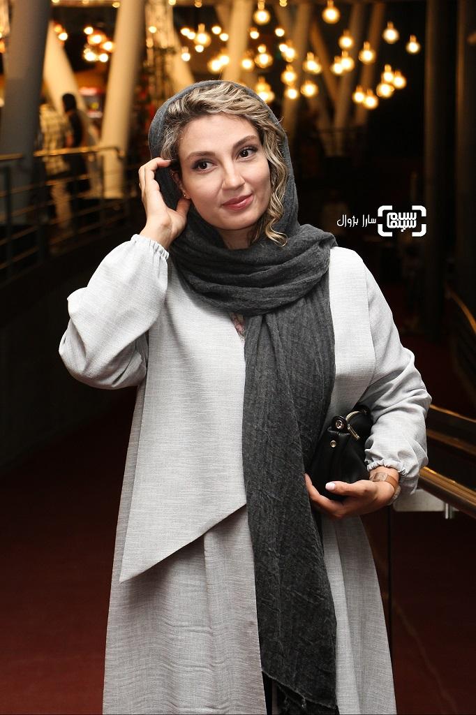 عکسحدیث میرامینیدرافتتاحیه هفتمین جشنواره بین المللی فیلم شهر