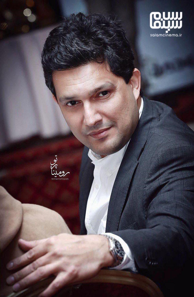 حامد بهداد - سیزدهمین شب انجمن منتقدان و نویسندگان سینمای ایران