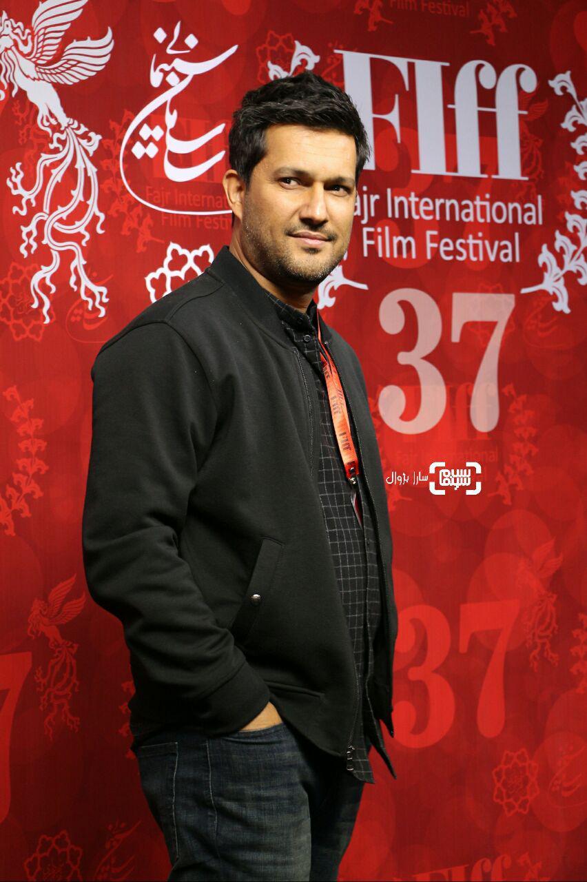 حامد بهداددر روز ششم سی و هفتمین جشنواره جهانی فیلم فجر
