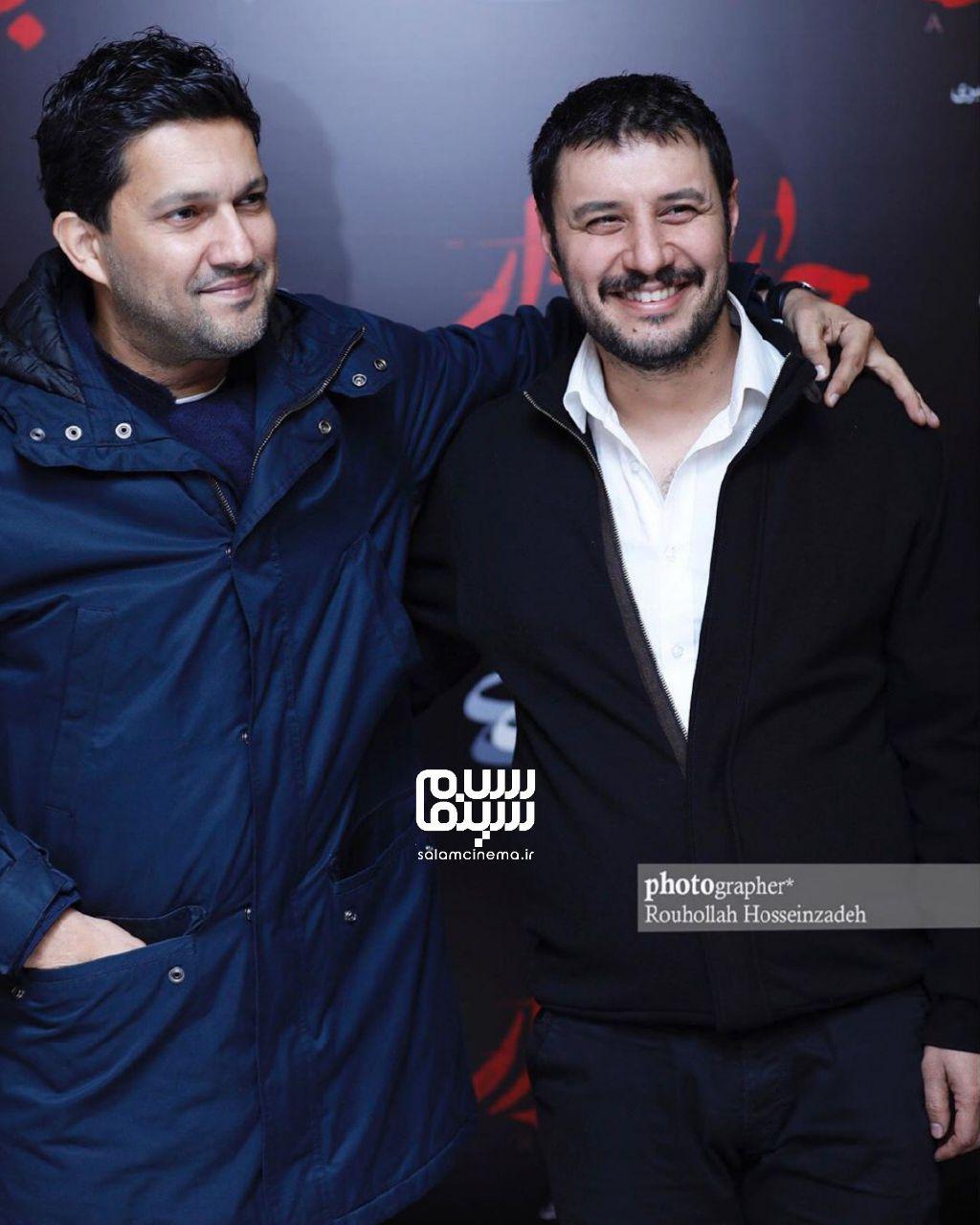 حامد بهداد - جواد عزتی - جان دار -گزارش تصویری هفتگی