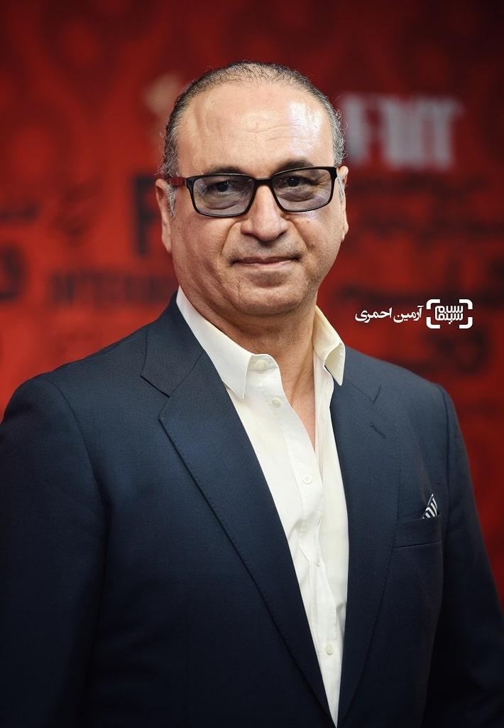 حمید فرخ نژاد - اکران سیارک - چارسو - جشنواره جهانی فیلم فجر ۳۸