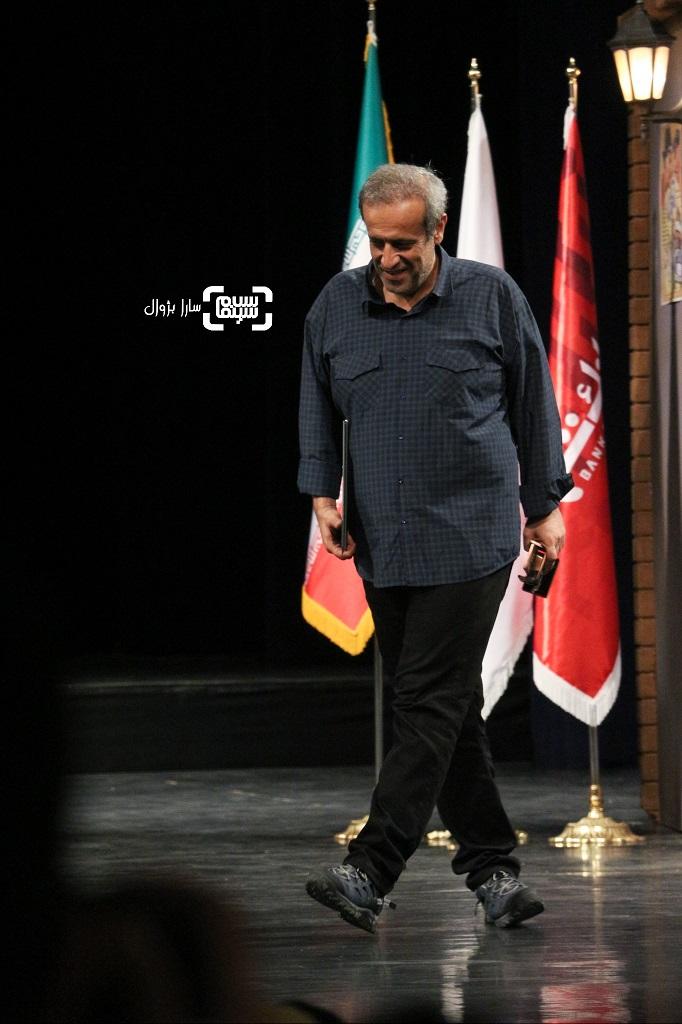 حمید نعمت الله برای بیا از گذشته حرف بزنیماختتامیه هفتمین جشنواره بین المللی فیلم شهر
