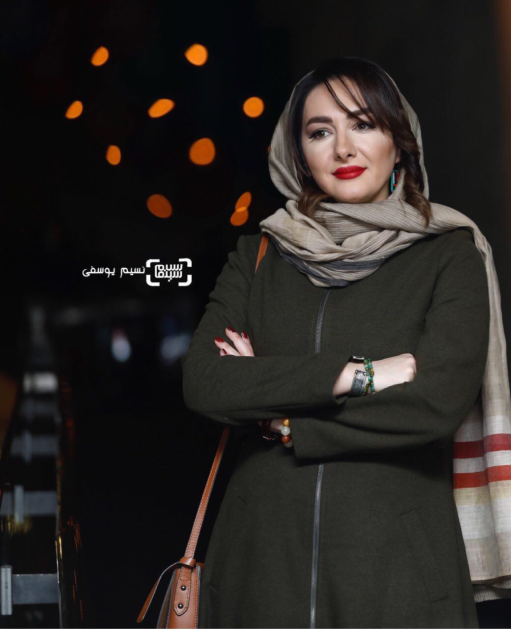 15 عکس برتر جشنواره فیلم فجر از قاب نسیم یوسفی/ هانیه توسلی