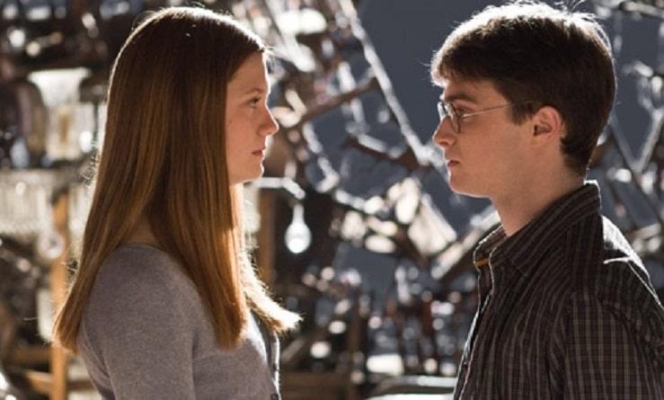 تئوری هواداران هری پاتر-معجون عشق جینی