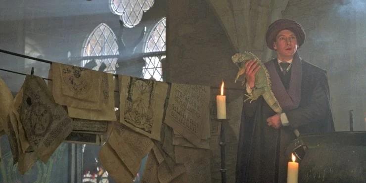 تئوری هواداران هری پاتر-دفاع در برابر جادوی سیاه