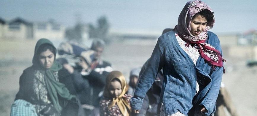 مهاجرت حسيبا ابراهيمى بازيگر «چند متر مكعب عشق» از ایران