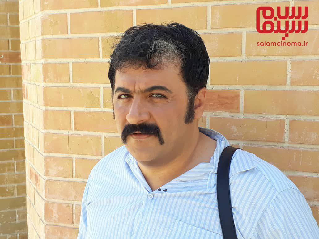 شهرام عبدلی و شهربانو موسوی در سریال «حکایت های کمال»