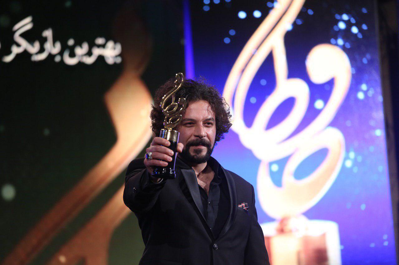 حسام منظر در جشن حافظ