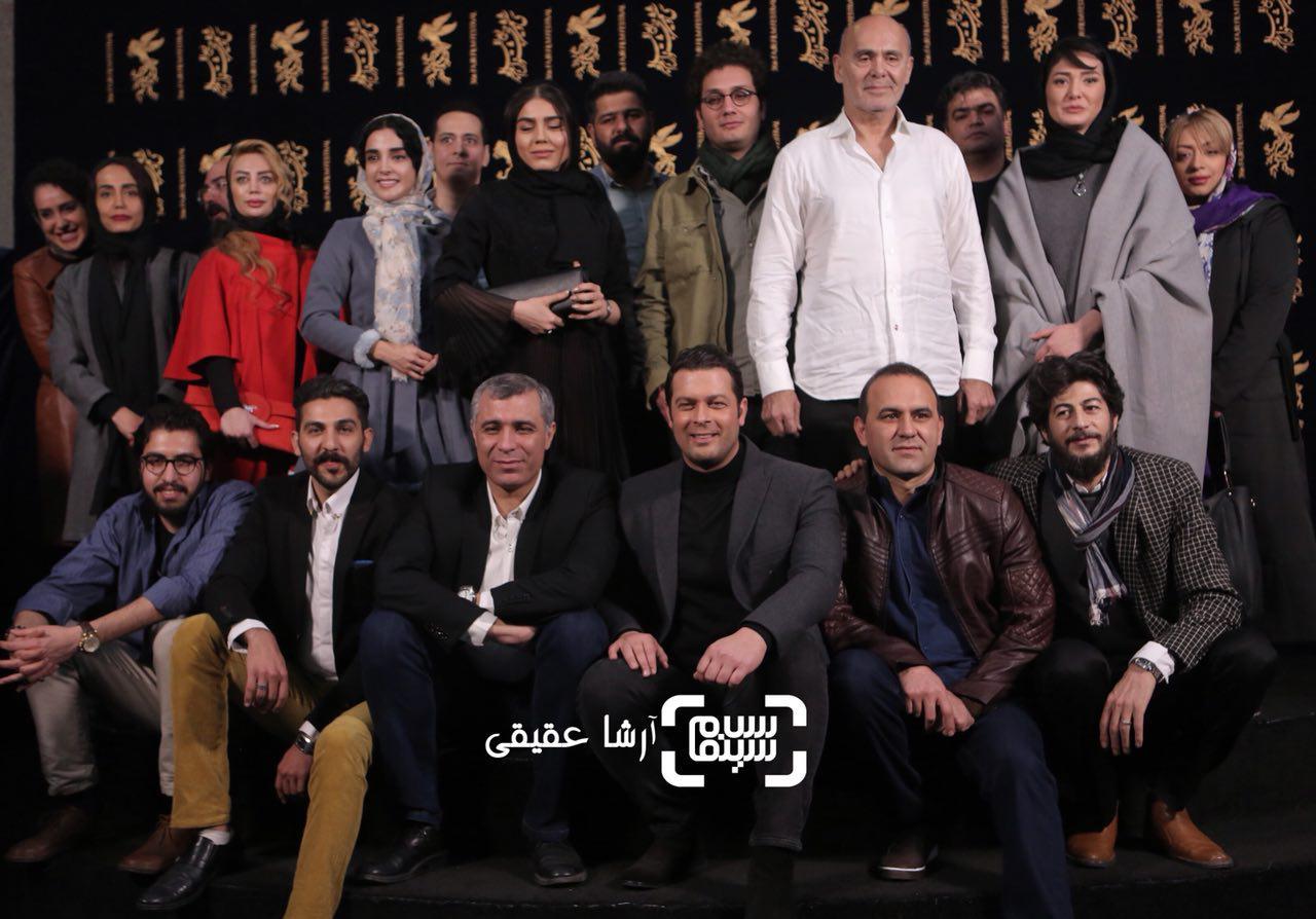 اکران فیلم «هایلایت» در سی و ششمین جشنواره فیلم فجر
