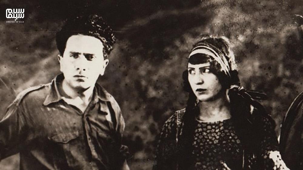 نمایی از فیلم دختر لر و روحانگیز سامینژاد- تاریخچه غیررسمی سینمای ایران