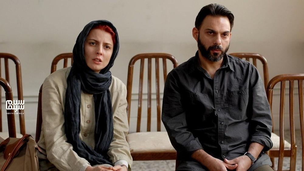لیلا حاتمی و پیمان معادی با عصبانیت در دادگاه- تاریخچه غیررسمی سینمای ایران