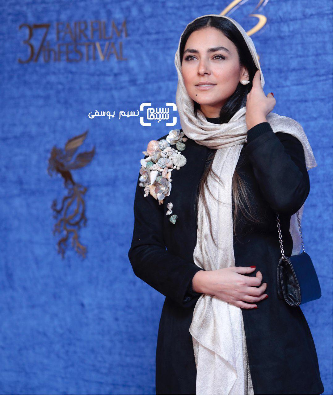 هدی زین العابدین گزارش تصویری اکران و نشست «طلا»/جشنواره فجر 37