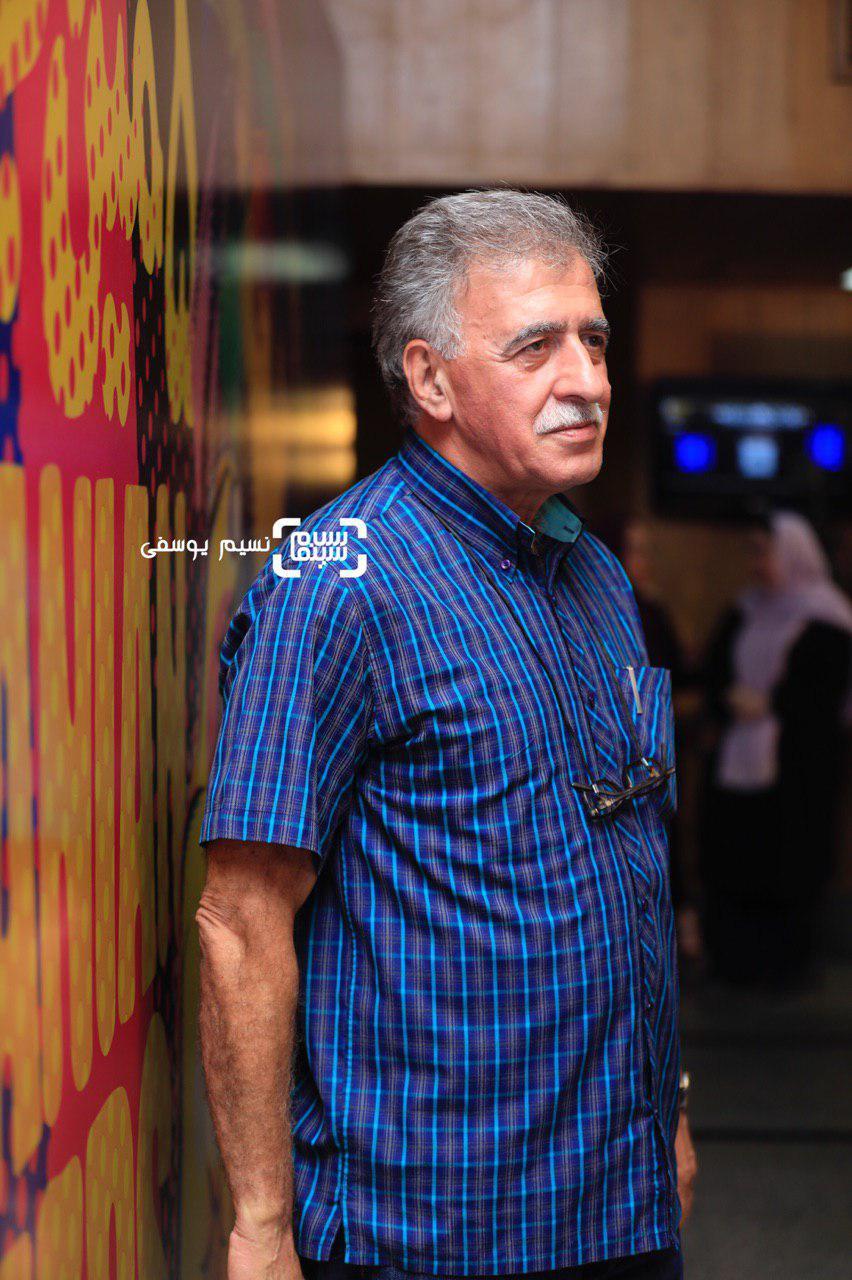 همایون اسعدیان - پنجمین جشن عکاسان سینمای ایران/ گزارش تصویری
