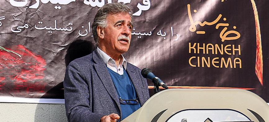 انتقاد تند همایون اسعدیان از غیبت بازیگران در تشییع فرج حیدری