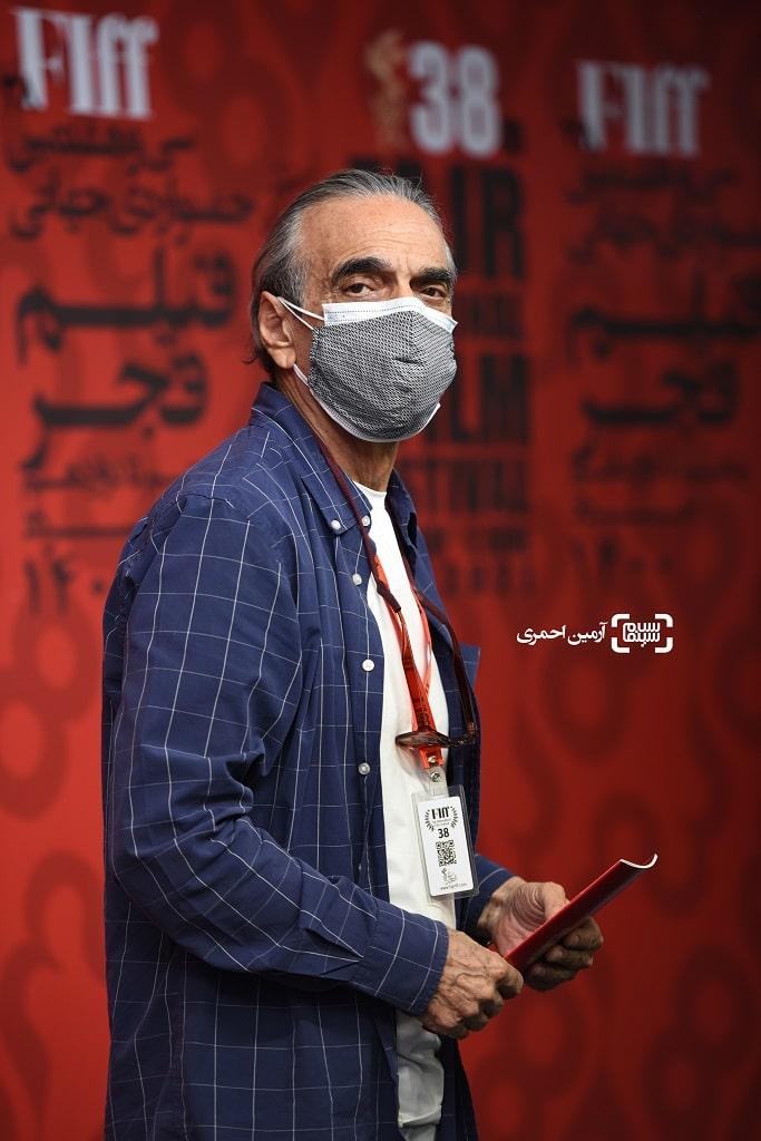 همایون ارشادی - سی و هشتمین جشنواره جهانی فجر