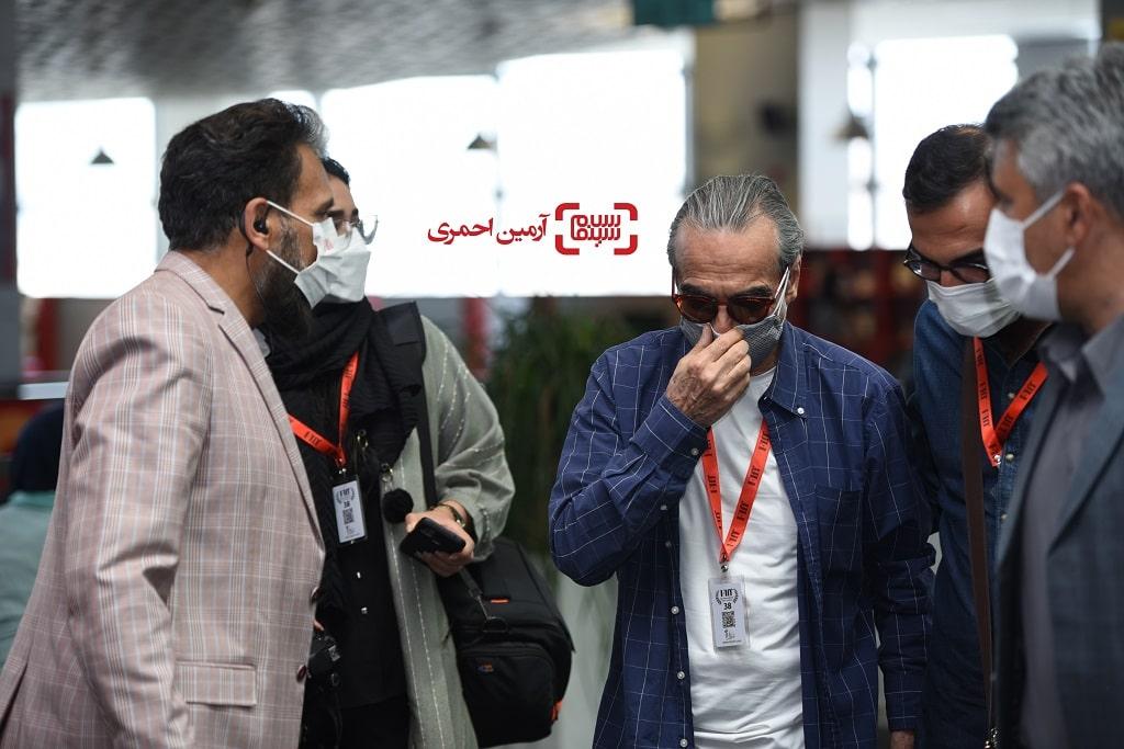 چارسو - جشنواره جهانی فیلم فجر38 - همایون ارشادی