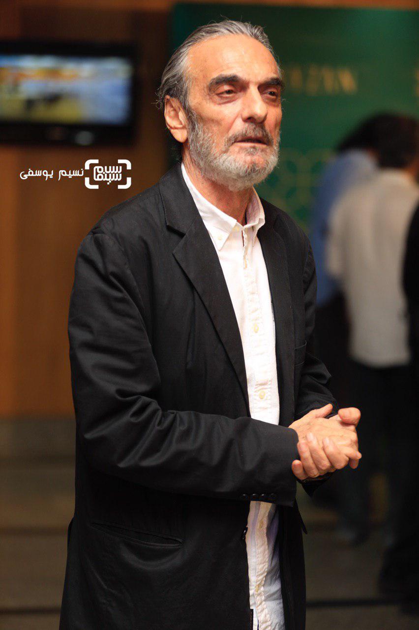 همایون ارشادی - پنجمین جشن عکاسان سینمای ایران/ گزارش تصویری