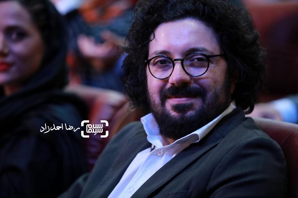 هومن بهمنش/ بیست و یکمین جشن خانه سینما/ گزارش تصویری 1