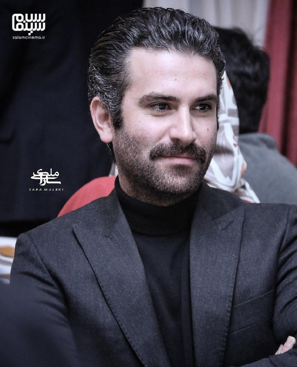 هوتن شکیبا - سیزدهمین شب انجمن منتقدان و نویسندگان سینمای ایران