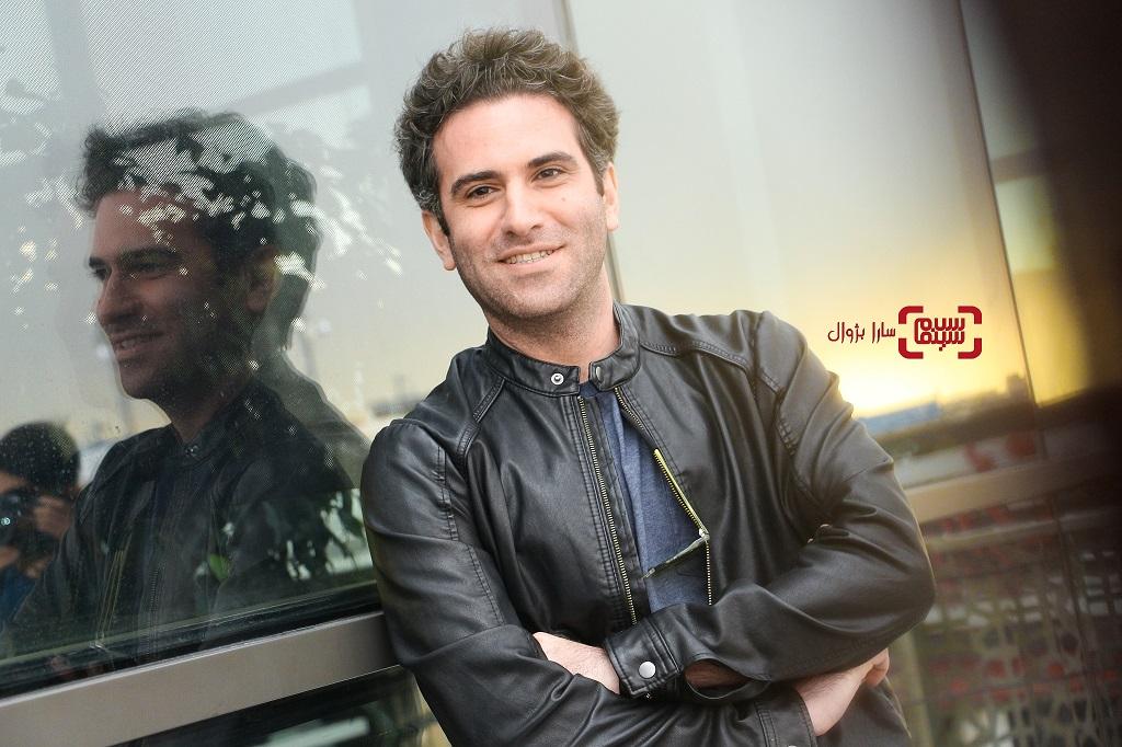 هوتن شکیبا در روز پنجم سی و هفتمین جشنواره جهانی فیلم فجر