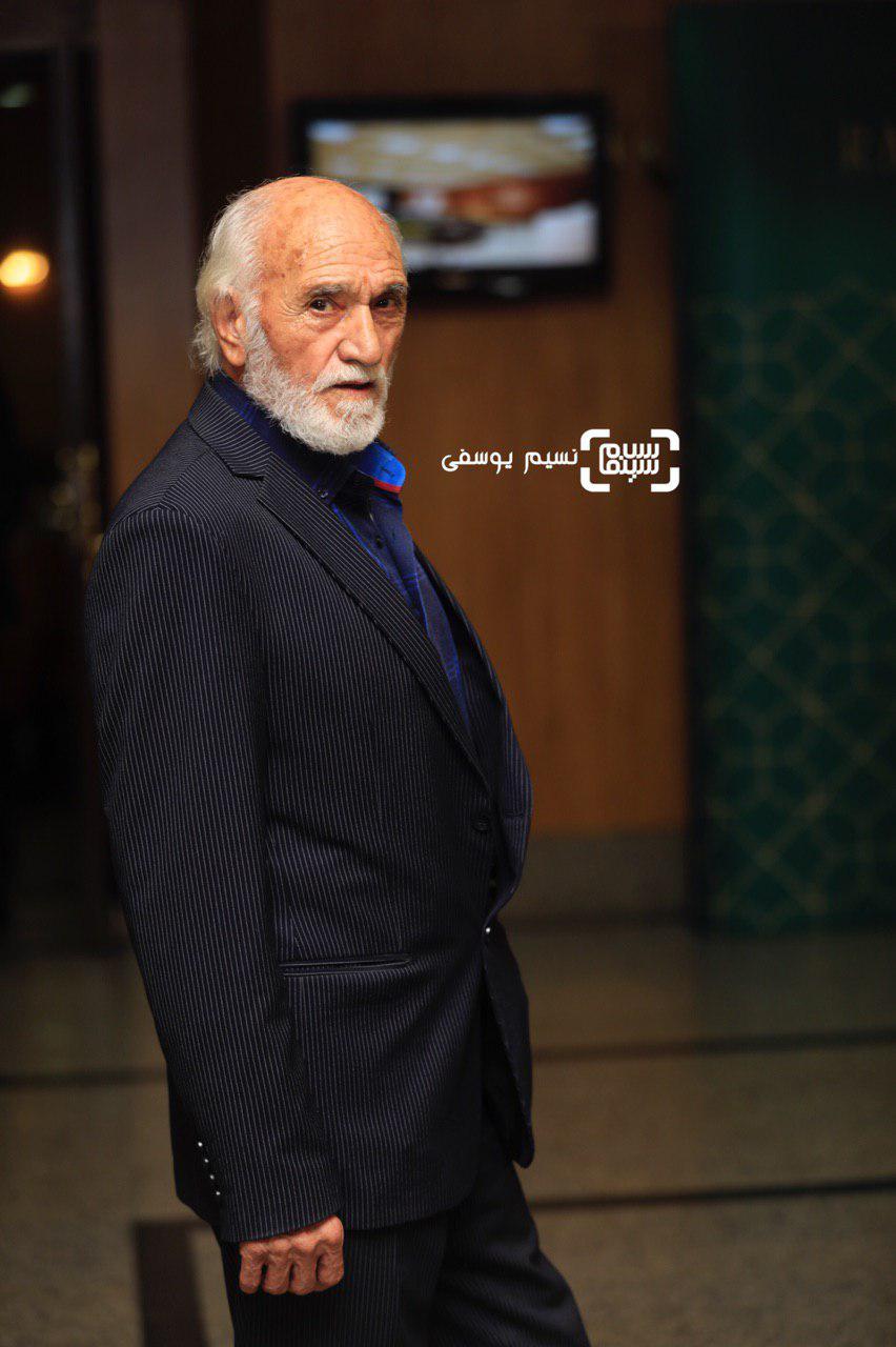 حسین ملکی - پنجمین جشن عکاسان سینمای ایران/ گزارش تصویری