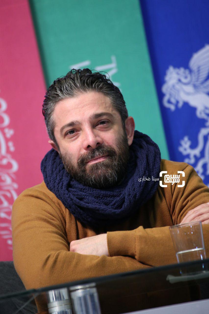 هومن کیایی گزارش تصویری اکران و نشست «متری شیش و نیم»/جشنواره فجر 37
