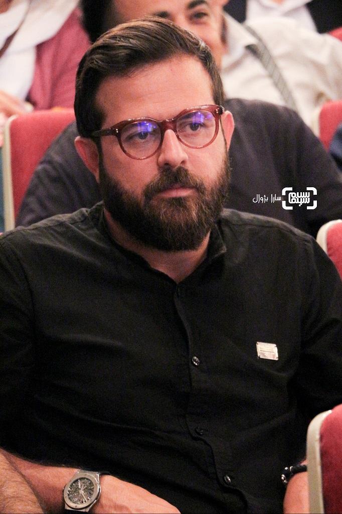 هومن سیدی اختتامیه هفتمین جشنواره بین المللی فیلم شهر
