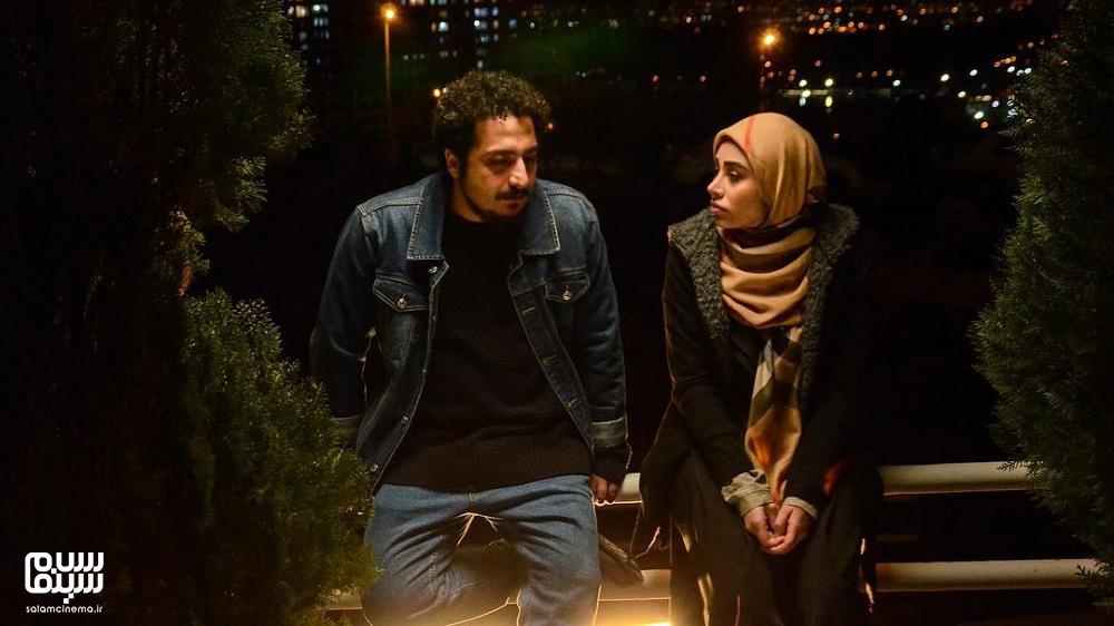 عرفان ابراهیمی و عاطفه سمرقندی در سریال حورا