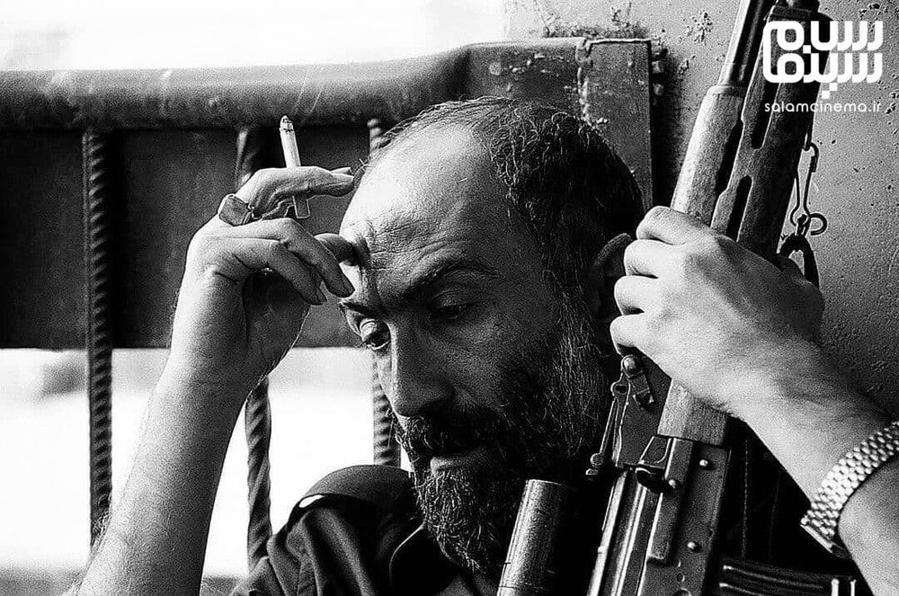 فیلم های سیاسی سینمای ایران- رد خون