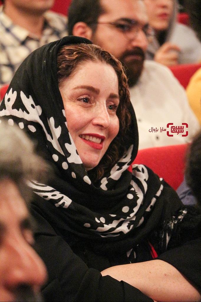 ژاله صامتی اختتامیه هفتمین جشنواره بین المللی فیلم شهر