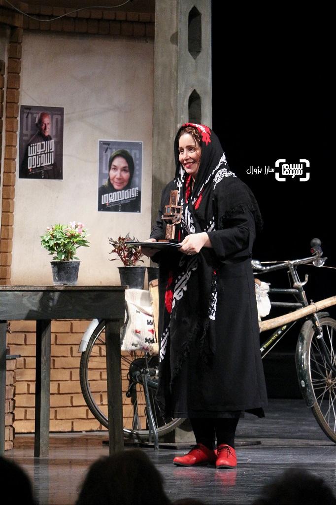 ژاله صامتی برای در وجه حاملهفتمین جشنواره بین المللی فیلم شهر