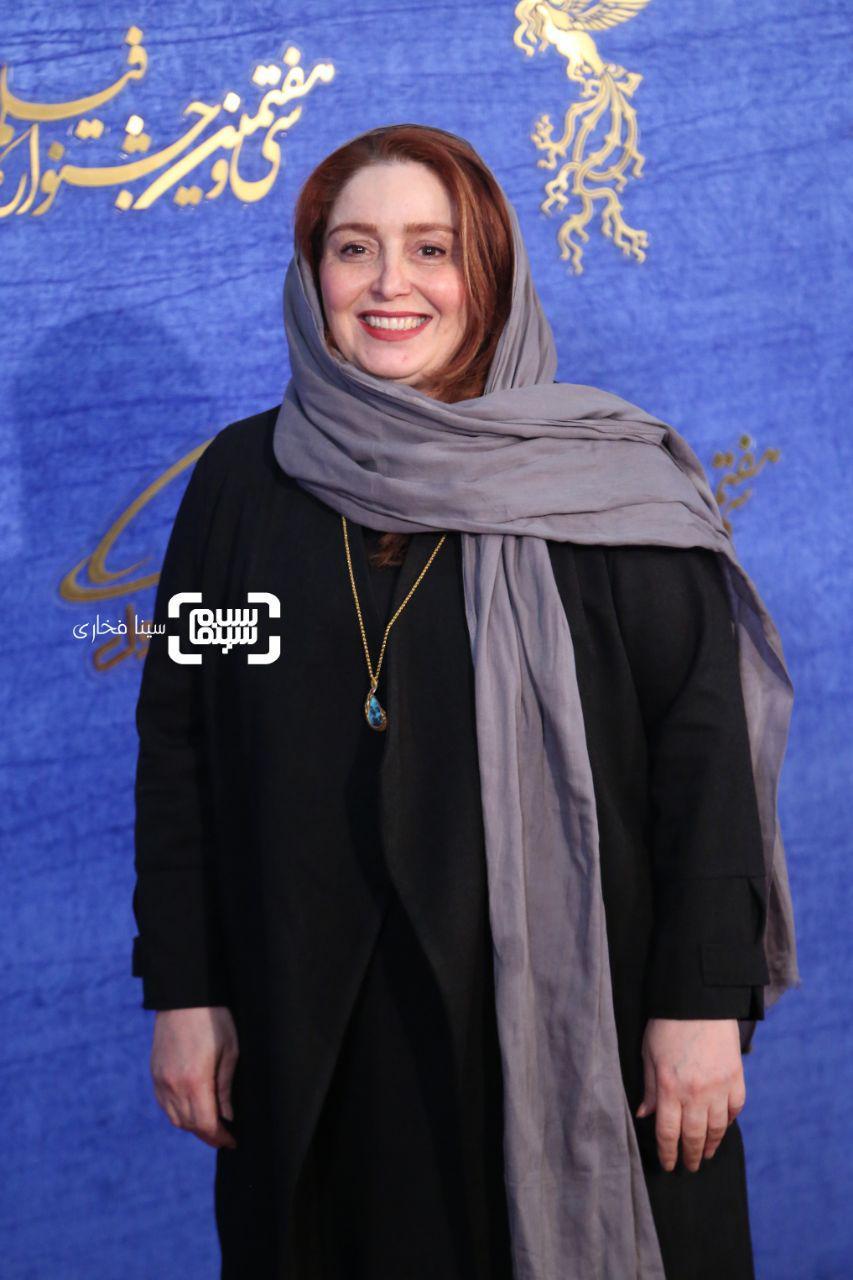 ژاله صامتی گزارش تصویری اکران و نشست «حمال طلا»/جشنواره فجر 37