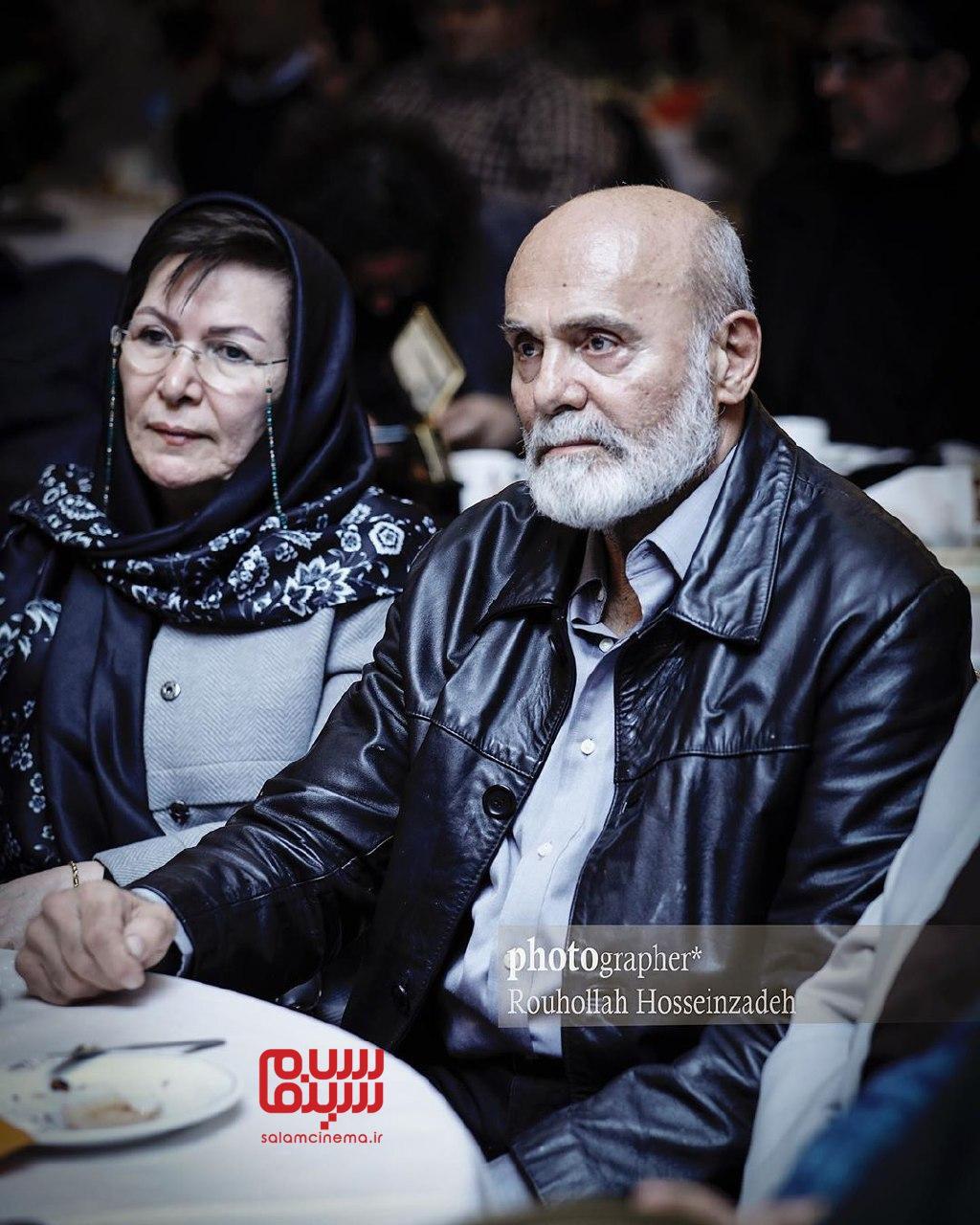 جمشید هاشم پور - سیزدهمین شب انجمن منتقدان و نویسندگان سینمای ایران
