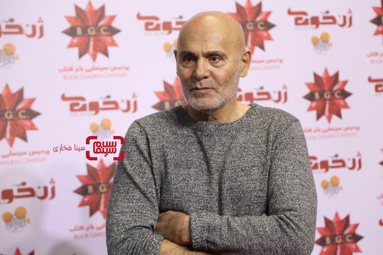 جمشید هاشم پوراکران خصوصی فیلم «ژن خوک»