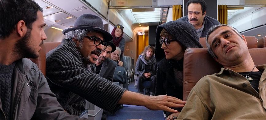 بازیگران پرشمار «ما همه با هم هستیم» در پشت صحنه