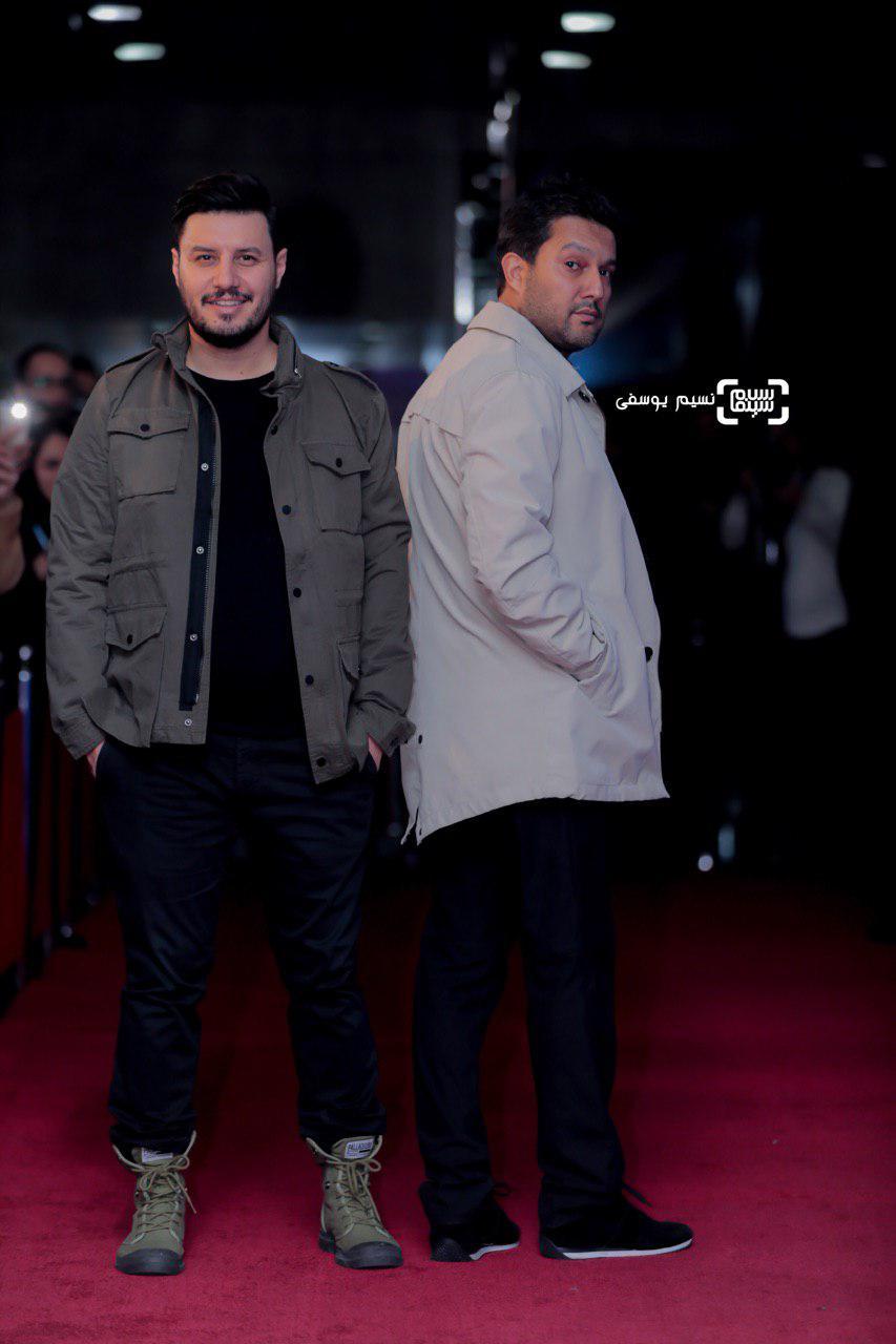 حامد بهدادوجواد عزتیگزارش تصویری اکران و نشست «جان دار»/جشنواره فجر 37